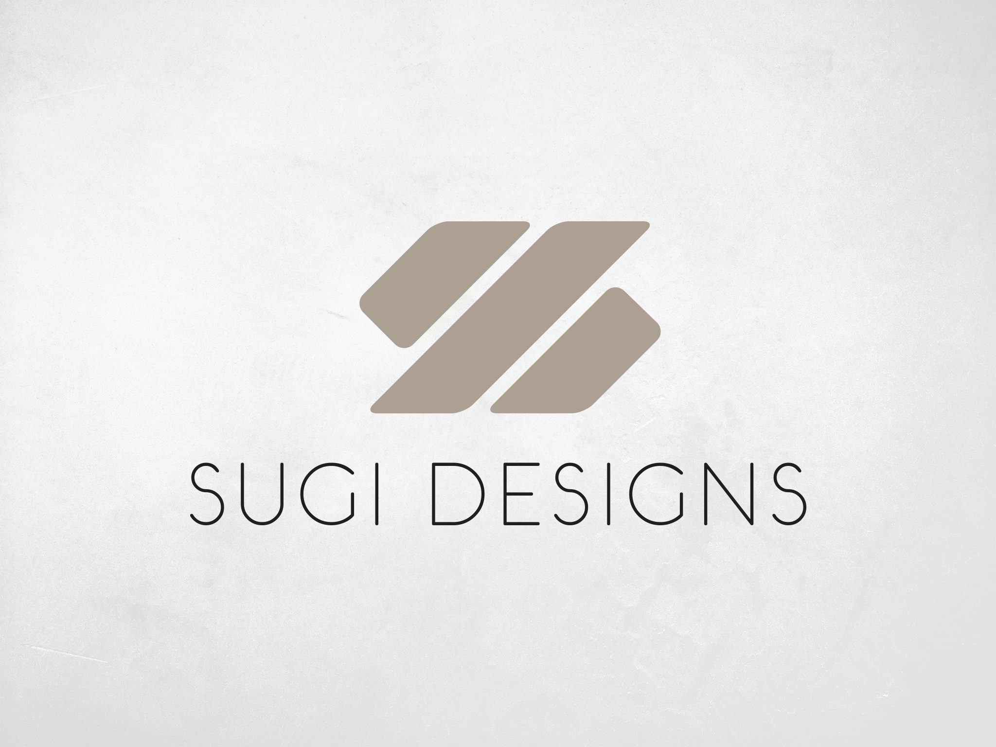 SUGI DESIGNS LOGO